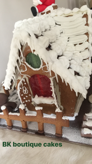 Gingerbread Evi.
